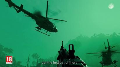 Far Cry 5 - julkaisun jälkeen -traileri