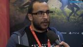 Decay of Logos - Ricardo Teixeira haastattelussa