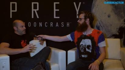 Prey - Ricardo Bare QuakeCon-haastattelu
