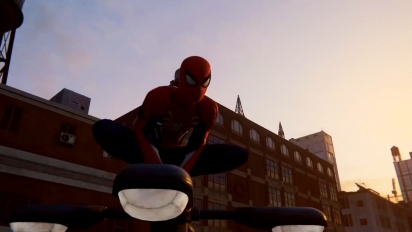 Spider-Man - New York City Open-World -traileri