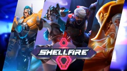 ShellFire - virallinen kiusoittelupätkä