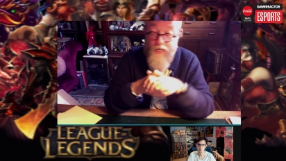 League of Legends: The Lure - Dan Abnett haastattelussa
