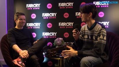 Far Cry New Dawn - Jean-Sebastien Decant haastattelussa