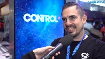 Control - Thomas Puha haastattelussa
