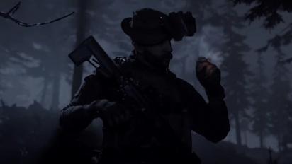 Call of Duty: Modern Warfare - julkistustraileri
