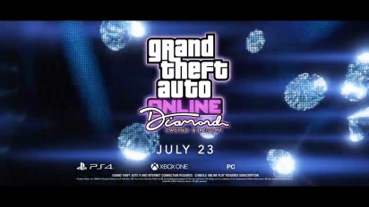 GTA Online - The Diamond Casino & Resort -traileri