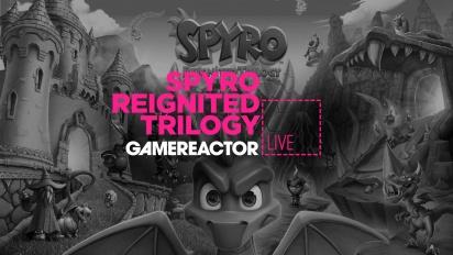 GR Liven uusinta: Spyro Reignited Trilogy