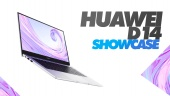 Huawei MateBook D14 - Showcase