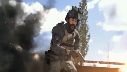 Call of Duty: Modern Warfare & Call of Duty: Warzone - Season Four Battle Pass Traileri