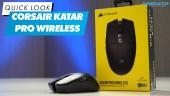 Nopea katsaus - Corsair KATAR PRO Wireless