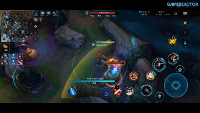 League of Legends: Wild Rift - Summoners Rift PvP Gameplay