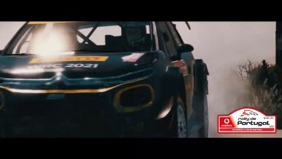 WRC 9 - joulukuun päivityksen traileri