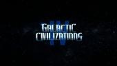 Galactic Civilizations IV -julkistustraileri
