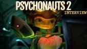 Psychonauts 2 - Tim Schafer and Geoff Soulis haastattelussa