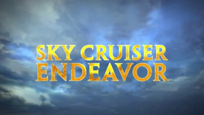 Tera: Fate of Arun - Sky Cruiser Endeavor Trailer