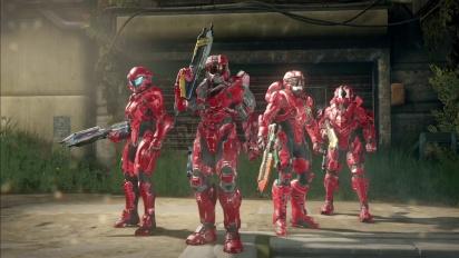 Halo 5: Guardians - Game Awards Multiplayer Trailer