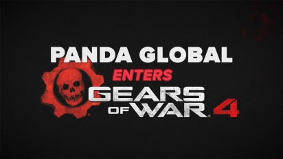 Panda Global liittyy Gears of War 4:ään