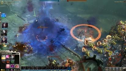 Warhammer 40,000: Dawn of War III - 9 minuuttia moninpelikuvaa