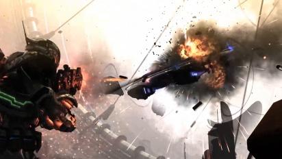 Vanquish - PC-traileri