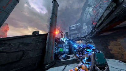 Quake Champions - Visor-traileri