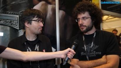 Kingdom Come: Deliverance - Adam Sporka ja Michel Hapala haastattelussa