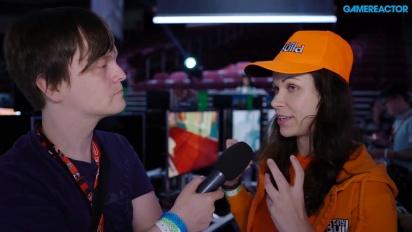 Hello Neighbour - Yulia Vakhrusheva haastattelussa