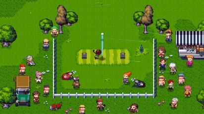 Golf Story - Nintendo Switch -paljastustraileri