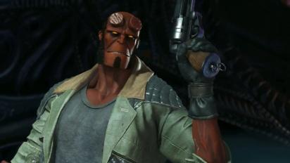 Injustice 2 - Hellboy -traileri