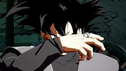 Dragon Ball FighterZ - Goku Black -hahmotraileri