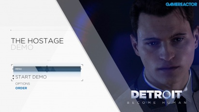 Gamereactor pelaa - Detroit: Become Human