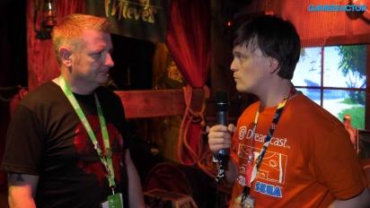 E3 2018: Sea of Thieves & Battletoads - Craig Duncan haastattelussa