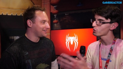 E3 2018: Spider-Man - Bryan Inthihar haastattelussa