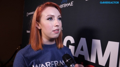 Warframe - Megan Everett haastattelussa