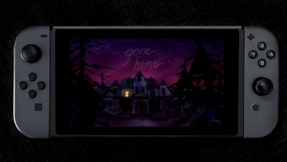 Gone Home - Nintendo Switch -julkistustraileri