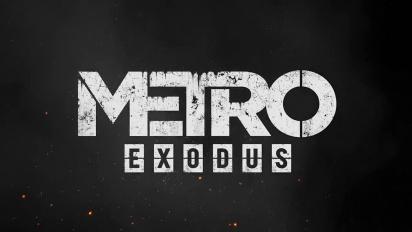 Metro Exodus - Aurora Limited Edition -traileri