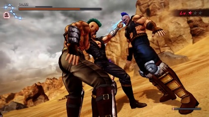 Fist of the North Star: Lost Paradise - tappelutraileri