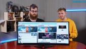 Nopea katsaus - HP OMEN 35 Curved Monitor