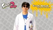 Splatoon 2 - EU Championships Hisashi Nogami Salute (FI)