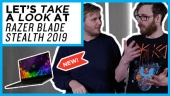 Nopea katsaus - Razer Blade Stealth 2019