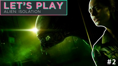 Let's Play Alien: Isolation - Episode 2