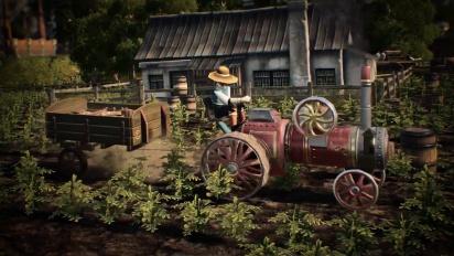 Anno 1800: Bright Harvest DLC -julkaisutraileri