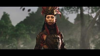 Total War: Three Kingdoms - The Furious Wild Traileri