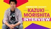 GungHo Online Entertainment - Kazuki Morishita haastattelussa