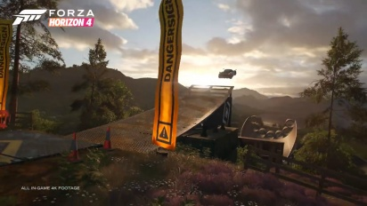 Forza Horizon 4 - Super 7 Update