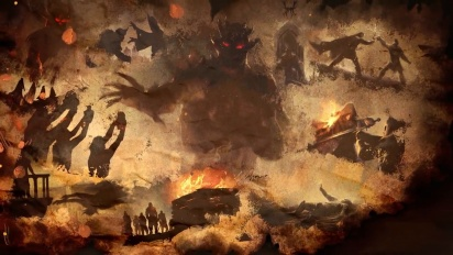 The Elder Scrolls Online: Blackwood - Deadlands and Damnation -traileri
