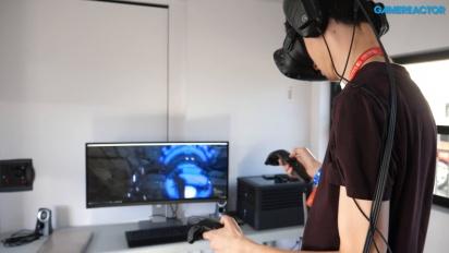 The Talos Principle VR - Damjan Mravunac haastattelussa