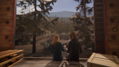 Life is Strange: Before the Storm - avoin kirje