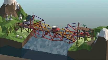 Poly Bridge - PAX West -traileri