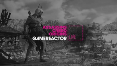 GR Liven uusinta: Assassin's Creed Origins
