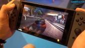 Gear Club Unlimited - Nintendo Switch -pelikuvaa
